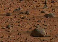 Imágenes en color de Marte